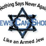 """Żydowska zwolenniczka posiadania broni: """"Nauczcie się strzelać, albo zejdźcie z drogi tym, którzy się uczą"""""""