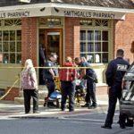 Z cyklu broń ratuje życie: pracownik apteki obronił się przed rozbojem, strzelając do przestępców