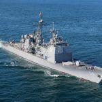 Okręty marynarki wojennej USA przepłynęły w poniedziałek Cieśniną Tajwańską, w ten sposób Amerykanie bronią niepodległości Tajwanu
