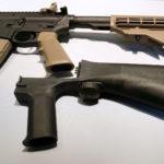 """Administracja Trumpa wkrótce przedstawi przepisy zakazujące używania """"bump stock"""" do broni samopowtarzalnej"""