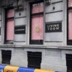 W Brukseli wigilijna seria w okno restauracji, z nielegalnego kałacha – aby było jasne