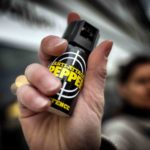 Niemieccy policjanci domagają się wprowadzenia kontroli sprzedaży gazów pieprzowych