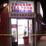 Z cyklu broń ratuje życie: uzbrojony właściciel restauracji obronił się przed uzbrojonym rozbójnikiem