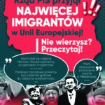 Niektórzy z zarobkowych imigrantów przybywających masowo do Polski popełniają przestępstwa