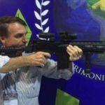 Brazylijczycy oczekują na dostęp do broni – przyszły rząd Prezydenta Bolsonaro oceniają jako doskonały