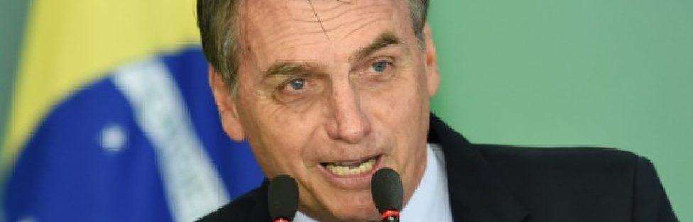 Prezydent Brazylii Jair Bolsonaro znosi ustawę zakazującą praworządnym obywatelom nabywanie broni palnej