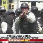Wojsko dyktatora z Wenezueli Maduro aresztuje i strzela do bezbronnych, biednych cywili – to jest socjalizm