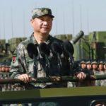 Towarzysz pierwszy sekretarz komunistów z Chin – Xi Jinping – zagrzewa komunistyczną armię do wojny