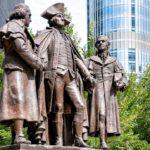 Polski Żyd, bankier amerykańskiej rewolucji