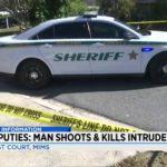 Z cyklu broń ratuje życie: właściciel domu w obronie zastrzelił dwóch uzbrojonych i zamaskowanych napastników