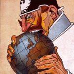 Niemiecki imperializm wysoko podnosi swój warczący łeb