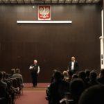 Robert Gwiazdowski o dostępie do broni palnej i obronie koniecznej na spotkaniu w Gdyni