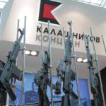 Rosyjscy producenci broni palnej tracą miliony dolarów z powodu sankcji