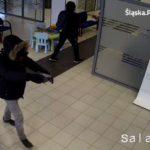 W Katowicach bandyci obrabowali bank, a wiceminister z lewicowego PiS obiecał: za bezpieczeństwo obywateli odpowiada Państwo, nie sam obywatel…