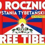 60-ta rocznica antykomunistycznego powstania w Tybecie
