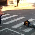 Z cyklu broń ratuje życie: uzbrojona kobieta obroniła siebie, swoją córkę, inne dzieci i ich matki przed napastnikiem z bronią palną