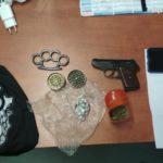 Przestępcy od narkotyków posiadają nielegalnie broń palną – przykład ze Świętochłowic