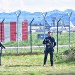Spektakularny napad rabunkowy na lotnisku w Tiranie, bandyci z bronią w ręku zrabowali 2 mln euro