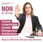 Prawo posiadania broni palnej zapewnia bezpieczeństwo – zwłaszcza dla kobiet, w Szwajcarii – w Polsce o bezpieczeństwo kobiet dba rząd PiS-u
