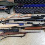 Breaking news! Posiadacz pozwolenia na broń po pijanemu groził policjantom legalnie posiadaną bronią