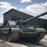 Zawody strzeleckie na strzelnicy BATTLEFIELD w Forcie Marian w Malechowie 8.06.2019 r.