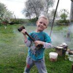 Pijani ukraińscy policjanci zastrzelili 5-letniego chłopca