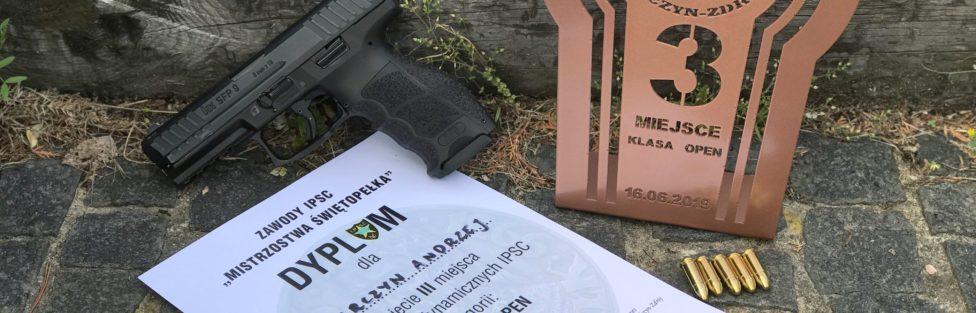 Dzień na strzelnicy – polecam zawody IPSC (International Practical Shooting Confederation)
