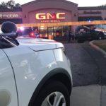 Z cyklu broń ratuje życie: pracownik sklepu strzelił do uzbrojonego rozbójnika