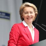 Jak myślicie co myśli przewodnicząca Komisji Europejskiej Ursula von der Leyen o naturalnym prawie posiadania broni?