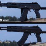 Rosyjski producent broni strzeleckiej – koncern Kalashnikov – prezentuje cywilną wersję karabinków AK-12 i AK-15 (AK TR3)
