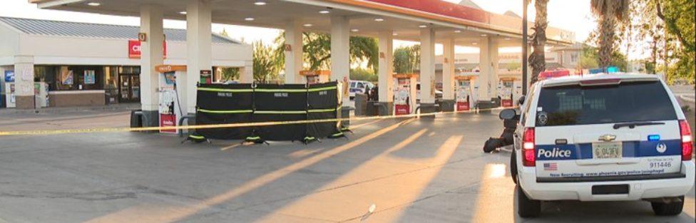 Z cyklu broń ratuje życie: policja informuje, że 19-latek użył śmiertelnej siły – broni palnej – aby powstrzymać kradzież samochodu