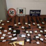 Neofaszyści, neonaziści czyli skrajna lewica posiada nielegalnie broń – przykład z Włoch