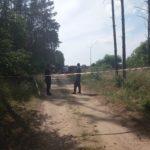 """Po morderstwie na strzelnicy Nietoperek dzielna Policja """"zatroszczyła"""" się o ofiarę zbrodni"""