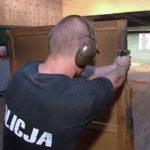 W Poznaniu ponad 70% policjantów nie zaliczyło żadnego z obowiązkowych strzelań