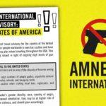 Nie jedźcie do USA – Amnesty International jednym głosem z socjalistycznym reżimem Wenezueli