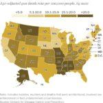 Lepiej czy gorzej – co mówią dane o zgonach w wyniku użycia broni palnej w USA?