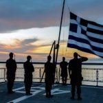Przestępcy są bardzo zadowoleni, zdobyli broń przeciwpancerną, amunicję i granaty… ze składu greckiej marynarki wojennej