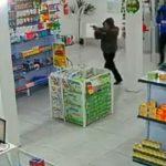 Z cyklu broń ratuje życie: uzbrojony mężczyzna powstrzymał zbrojny napad na aptekę