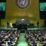 Donald Trump w ONZ: nigdy nie oddam prawa Amerykanów do obrony, Ameryka będzie zachowywać Drugą Poprawkę