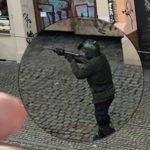 Atak na synagogę w Halle – wielu było fotografów, a żadnego uzbrojonego człowieka