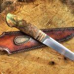 Gawrych Custom Knives – polskie noże – prawie dzieła sztuki