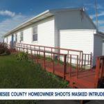 Z cyklu broń ratuje życie: właściciel nieruchomości strzela do intruza podczas napaści na dom