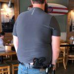 Ukryte noszenie broni – dobre obyczaje i zdrowy rozsądek