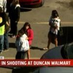 Z cyklu broń ratuje życie: masowe morderstwo w sklepie Walmart zostało powstrzymane gdy uzbrojony obywatel przyłożył broń do głowy zabójcy