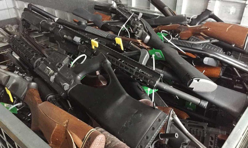 Serwisy randkowe dla właścicieli broni