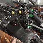 Prowadzony w Nowej Zelandii przymusowy wykup (konfiskata) pochłonął już 50 tys. sztuk legalnie posiadanej broni palnej