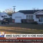 Z cyklu broń ratuje życie: nie żyje napastnik, który napadł na dom, został zastrzelony przez domownika