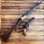 Strzelba jak z westernu na sprzedaż
