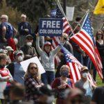 """""""Kraina wolnych"""" – protesty przeciwko lockdownowi w USA"""