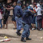 Kwarantanna pod znakiem rządowej przemocy